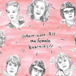 Where Were All The Female Beatniks? Written by Betti Hunter, Illustrations by Kiki Saito