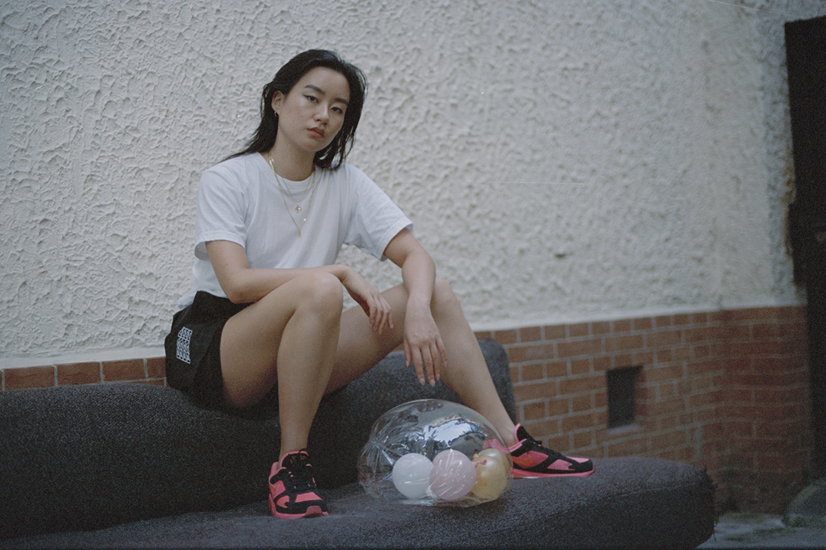 YEOJA Mag - Amber- Girl Gaze Shanghai - Interview and photography by Chenshi Pu