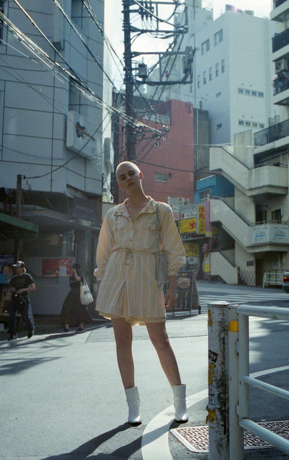 YEOJA Mag - Louise - Girl Gaze Tokyo - Interview and photography by Chenshi Pu