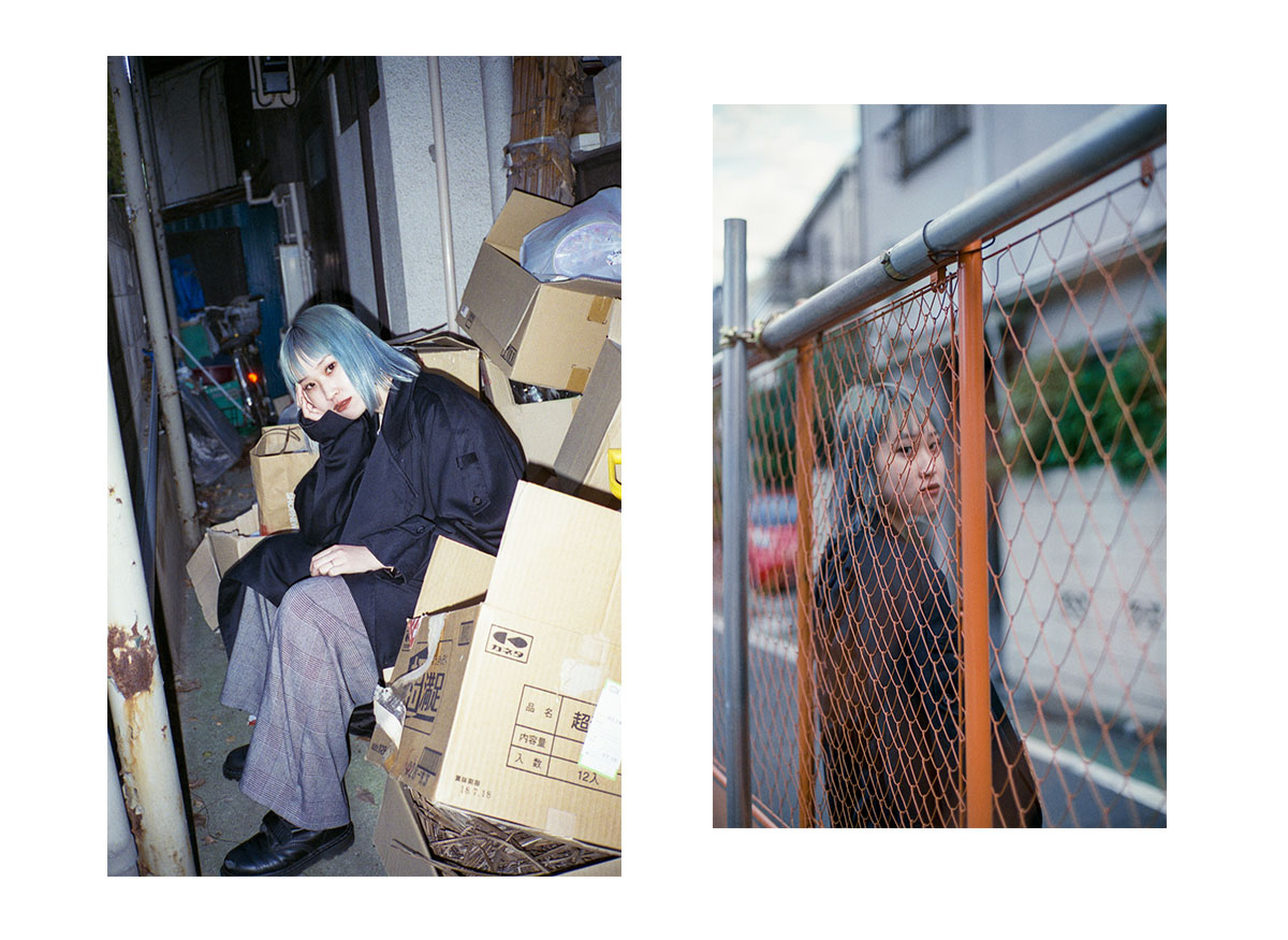 YEOJA Mag - Nana - Girl Gaze Tokyo - Text and Photography by Pu