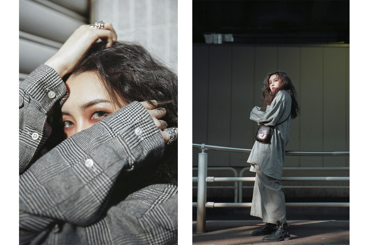 YEOJA Mag - Girl Gaze Tokyo: Dollar - Written by Chensi Pu, Photography by Chensi Pu