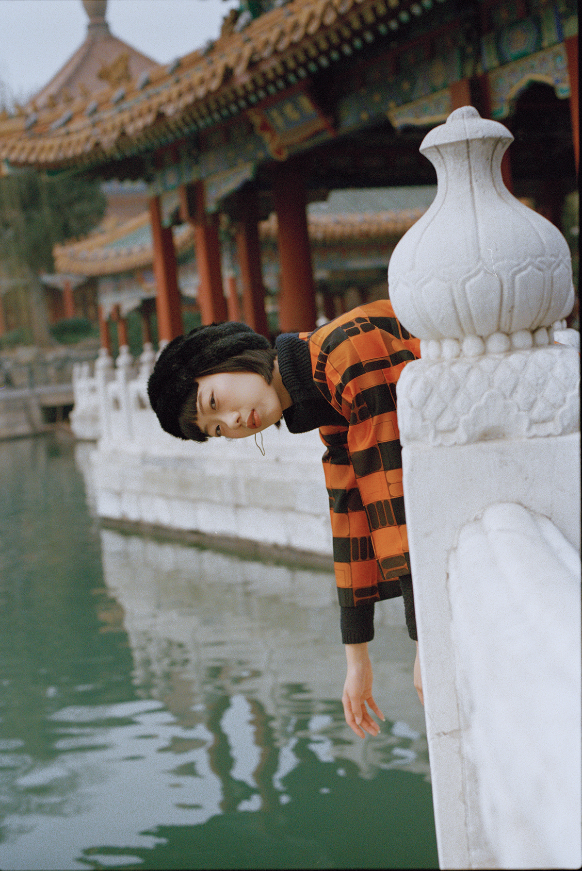 YEOJA Mag - Ruru: Girl Gaze Beijing - Written by Pu Photography by Pu