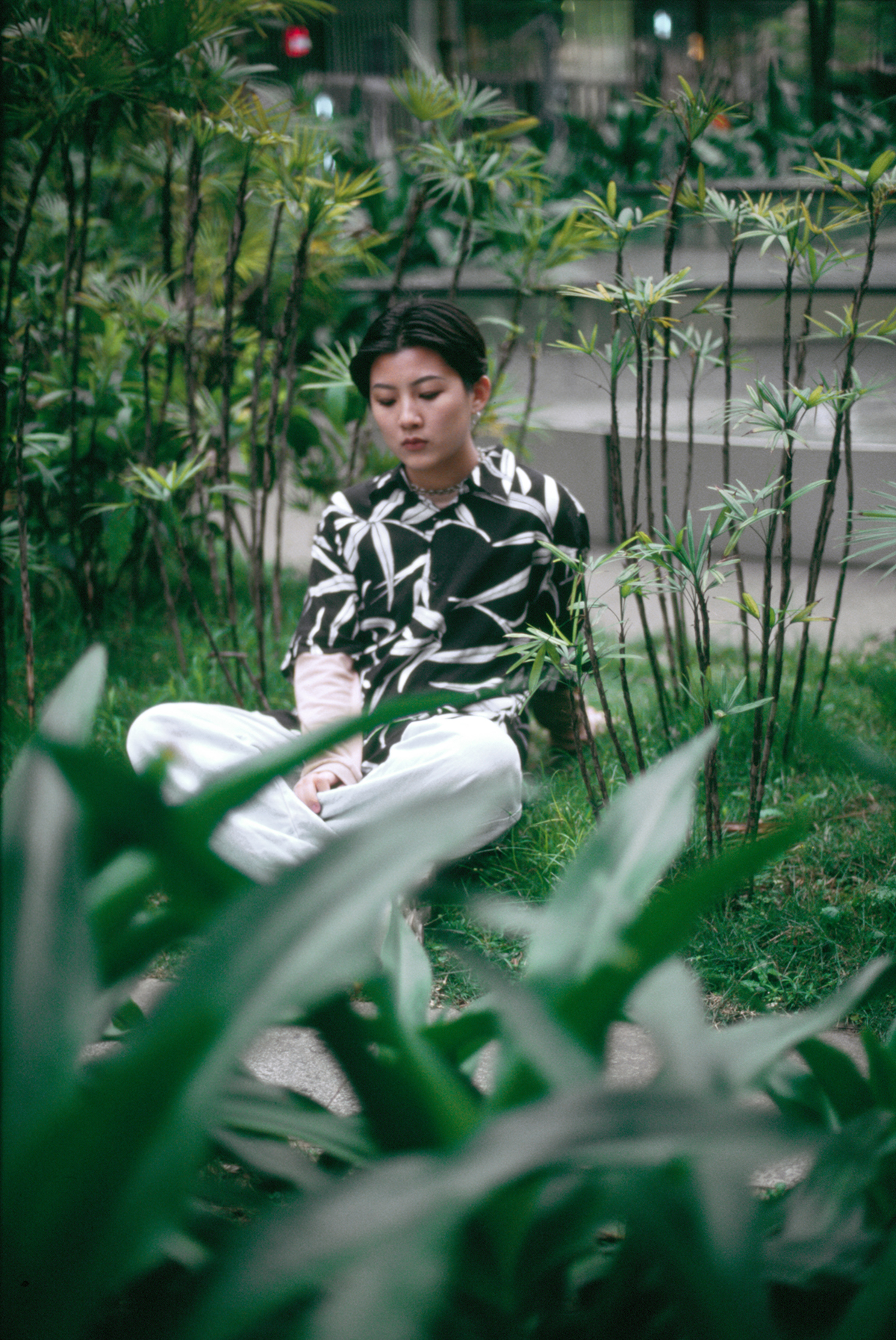 YEOJA Mag - Girl Gaze Xiangtan - Wan Chen. Text and photography by Pu