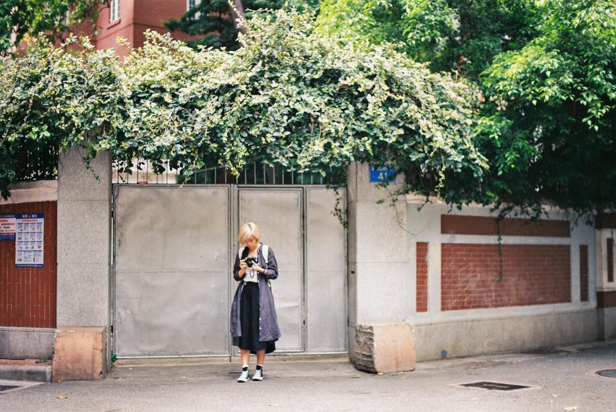 Girl Gaze Guangzhou - Esther Photography: Pu for YEOJA Mag