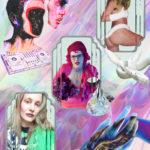YEOJA Mag - Quarantine Interviews - Written by Lula Dahringer, Collage by Estela Suarez